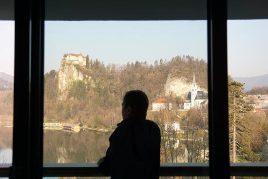 Park Hotel Bled: love the view