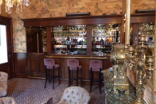 The Saloon Bar at Hotel De Tuilerieen