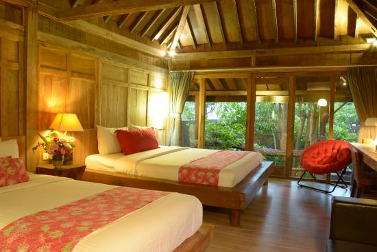 Rumah Batu Villa & Spa : Suite room