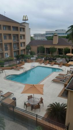 view from room 348 picture of courtyard by marriott san antonio rh tripadvisor com
