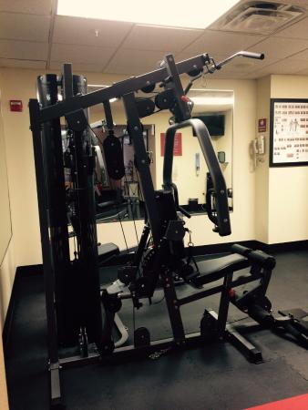 Chateau Elan Hotel & Conference Center: Fitness