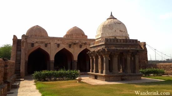 Shah Alam's Tomb