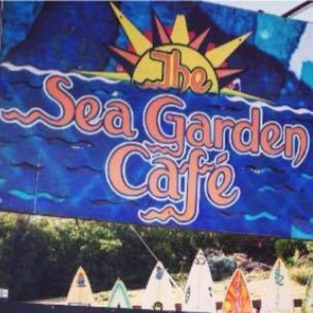 Prevelly, Avustralya: The Sea Garden Cafe