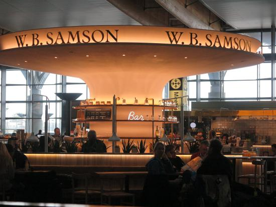 W.B. Samson - Gardermoen