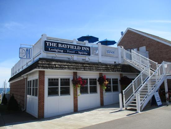 The Bayfield Inn With Rooftop Bar And Restaurant Picture Of The