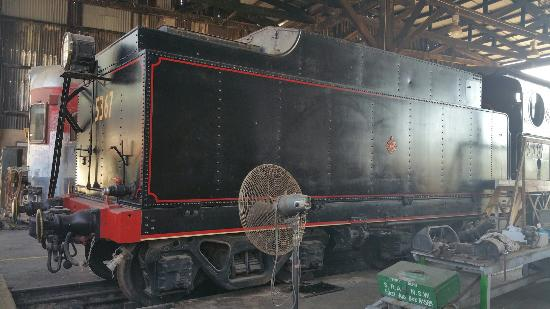 a morning in old cowra loco at lvr museum picture of lachlan rh tripadvisor com