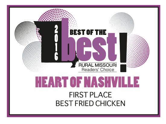 New Bloomfield, MO: Rural Missouri's BEST of the BEST