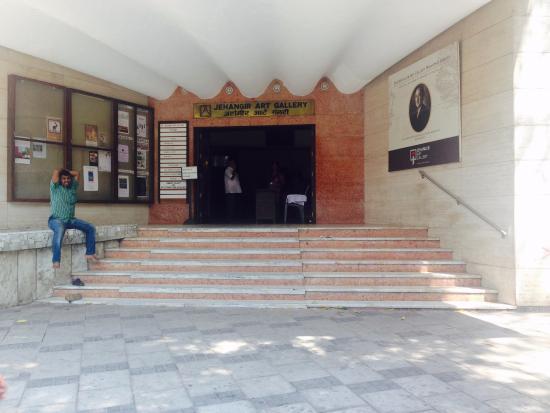 jehangir art gallery - picture of jehangir art gallery  mumbai