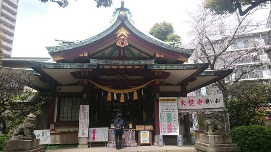 Kamata Hachiman Shrine