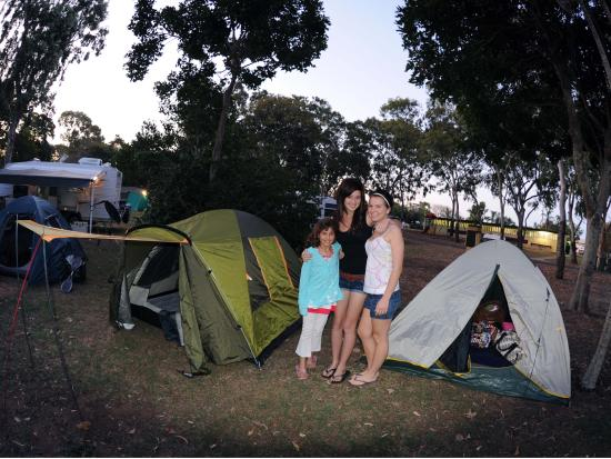 Bargara Beach Caravan Park: Great camping facilities