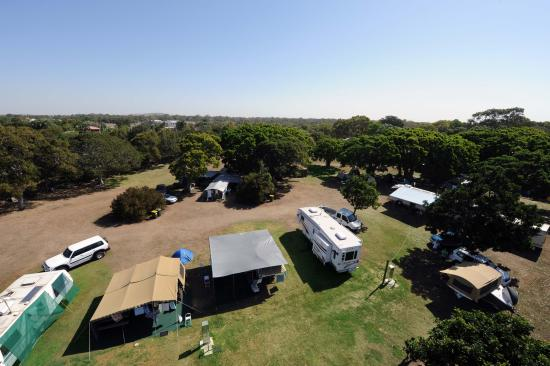Bargara Beach Caravan Park: Camping sites