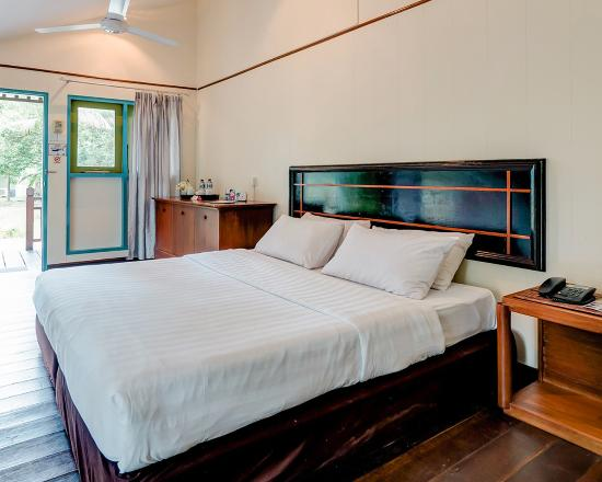 Nirwana Gardens - Nirwana Beach Club: Cabana - Double Bed