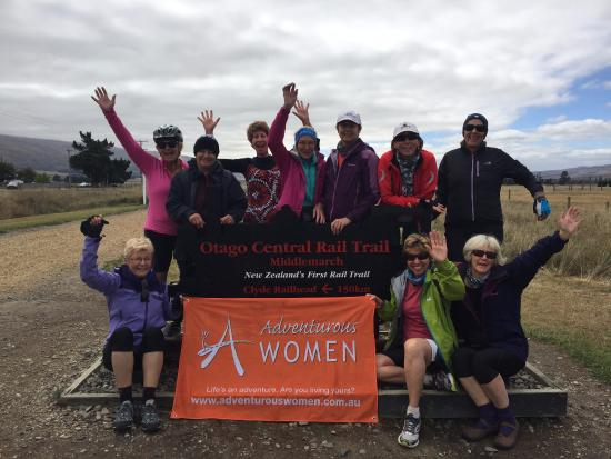 Omakau, Nueva Zelanda: ORT Sign