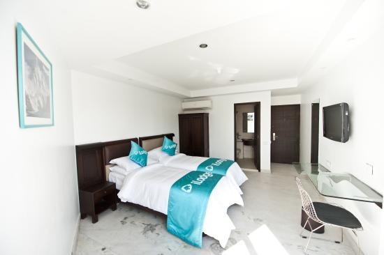 iLodge @ Malleshwaram: Twin Room