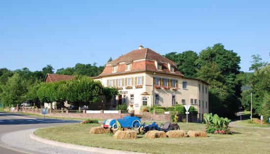 Haut-Rhin, ฝรั่งเศส: Vue de l'extérieur