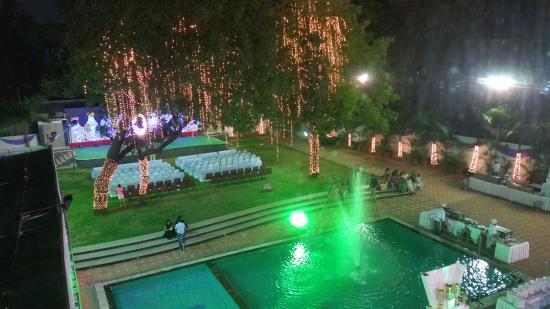 Purohit Holiday Resort: Wedding Venue