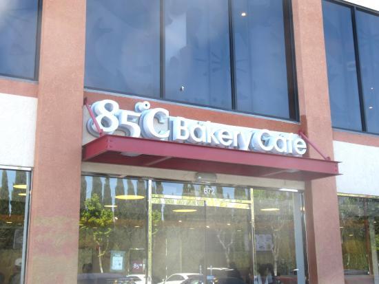 850C Bakery Cafe, Milpitas, Ca