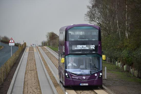 Leigh Guided Busway