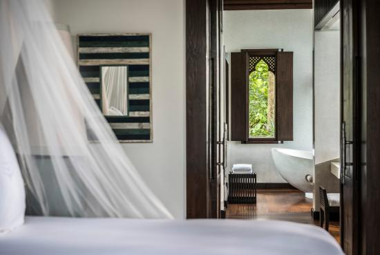 Four Seasons Resort Koh Samui Thailand: Guest room