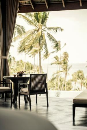 Four Seasons Resort Koh Samui Thailand: Guest room terrace