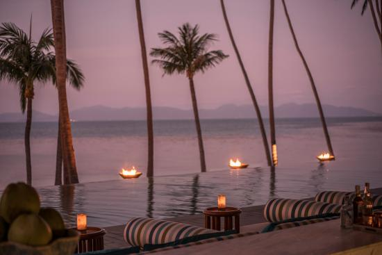Four Seasons Resort Koh Samui Thailand: CoCoRum pool