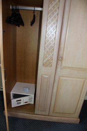 Protea Hotel Umhlanga: Ein Safe zum Knien