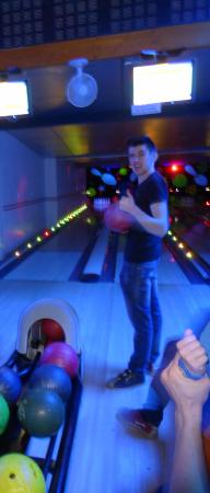 Morestel, Francia: Piste de Bowling