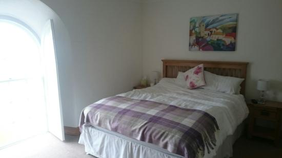 Zennor, UK: The rooms and breakfast are lovely
