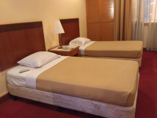 Grand Pacific Hotel Kuala Lumpur: kamar