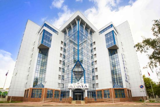 Atola Hotel Ufa Russia Reviews Photos Rate Comparison Tripadvisor