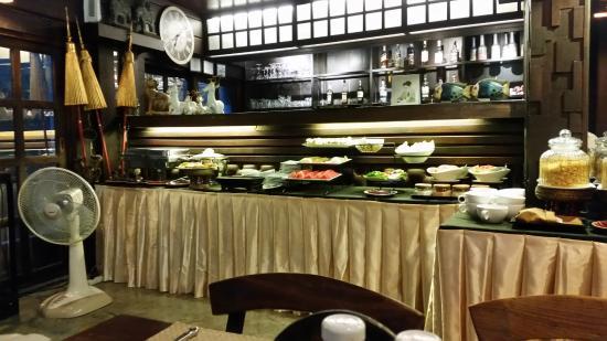 breakfast full buffet picture of thannatee boutique hotel rh tripadvisor com