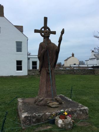 The Lindisfarne Gospels Garden
