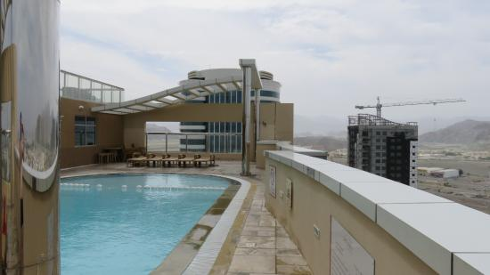 the pool picture of nour arjaan by rotana fujairah fujairah rh tripadvisor co za