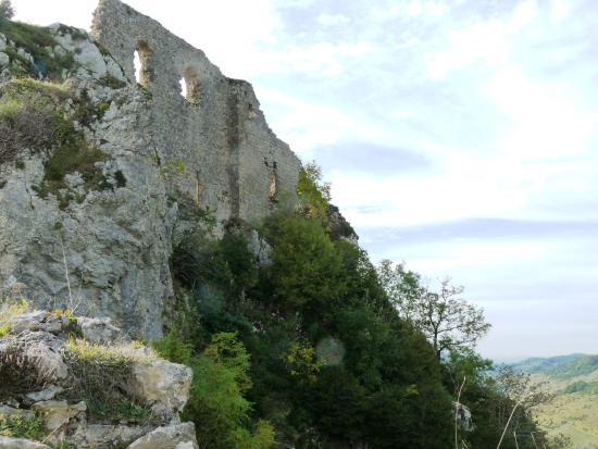 Monsegur (Pyrenees), Francja: Monségur