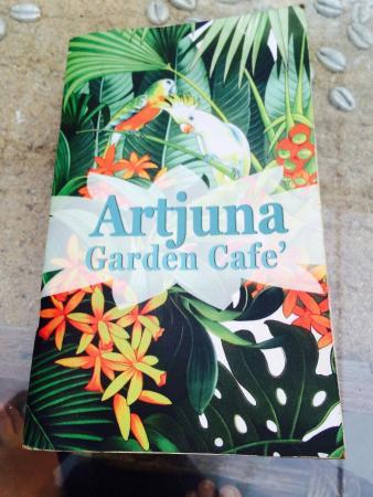 Anjuna, Indien: Artjuna Garden Cafe