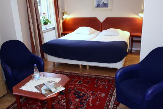 Hotel Orgryte: Dubbelrum