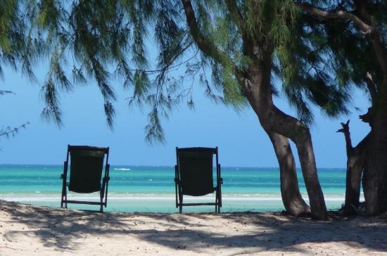 your beach chairs picture of ulala lodge murrebue tripadvisor rh tripadvisor com