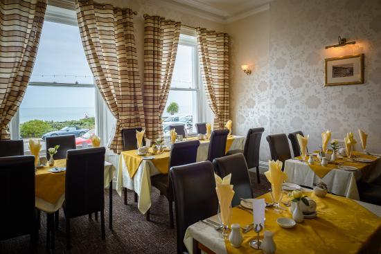 Somerset Hotel : Restaurant