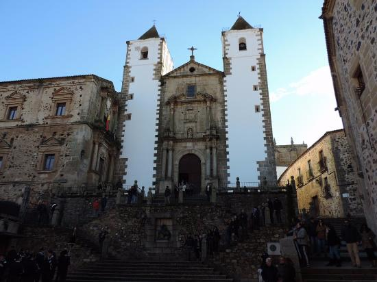 Province of Caceres, إسبانيا: Церковь святого Франциска Ксаверия