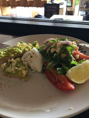 Fusion Airlie Beach: Great variety at Paneneis @ fusion