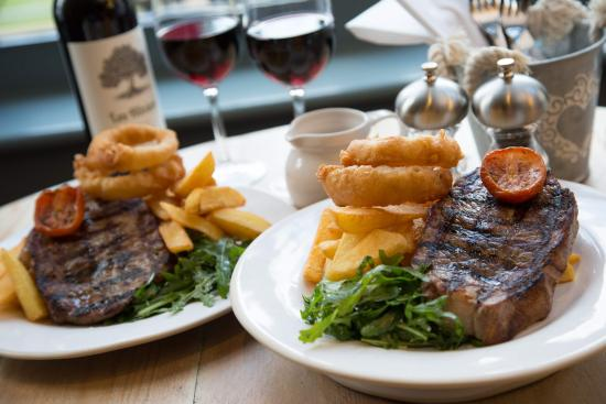 Worplesdon Place: Steak nights for two