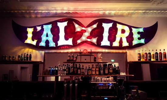 L'Alzire, Auberge Culturelle