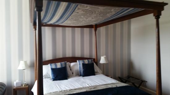 Sellack, UK: bedroom