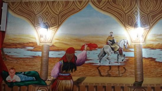 Aladdin Centro Restaurante