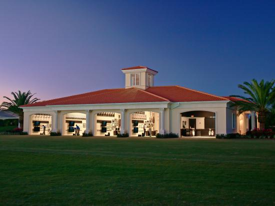 Doral, FL: State of the art SuperStation at the Jim McLean Golf School. America's number one golf school.