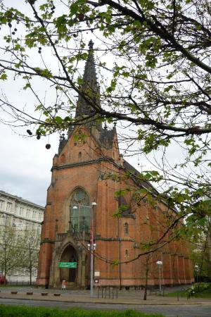 Brno, Tjekkiet: Вид на собор