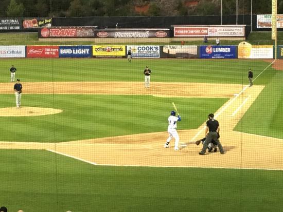 Tennessee Smokies Minor League Baseball and Smokies Park
