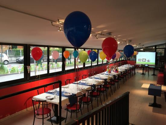 Festa di compleanno   Picture of Pizzeria Cremeria Mariani