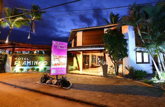Flamingo Beach Hotel: Fachada