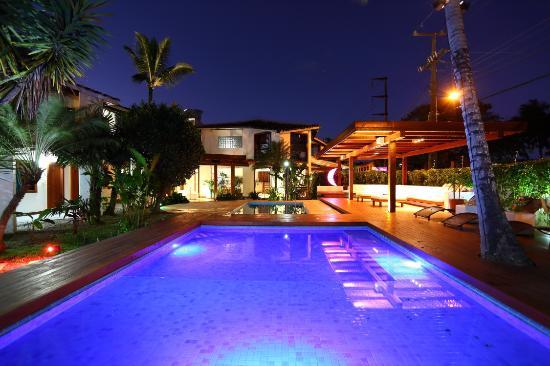 Flamingo Beach Hotel: Piscina infantil